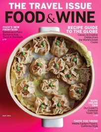 Long Live Paper | 2018 - Food & Wine Magazine