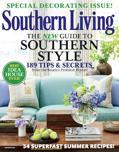 Long Live Paper | 2018 - Southern Living Magazine