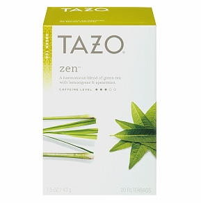 THE SCENT: Zen by TaZo
