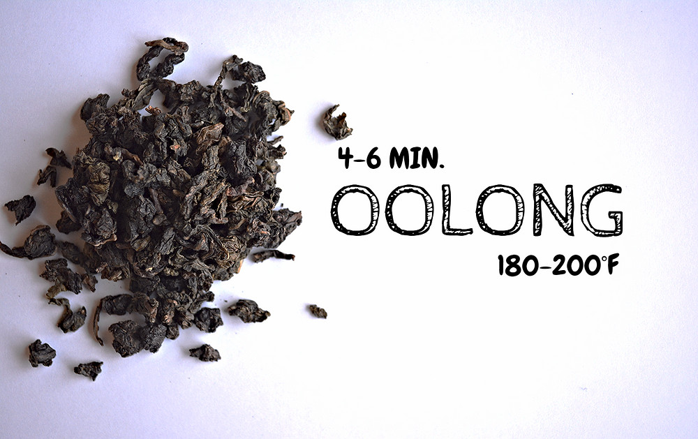 Oolong | Summit Tea Company