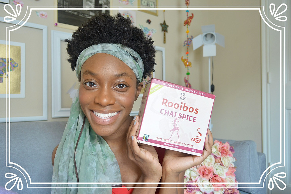THE EFFECT: Rooibos Chai Spice | TopQualiTea