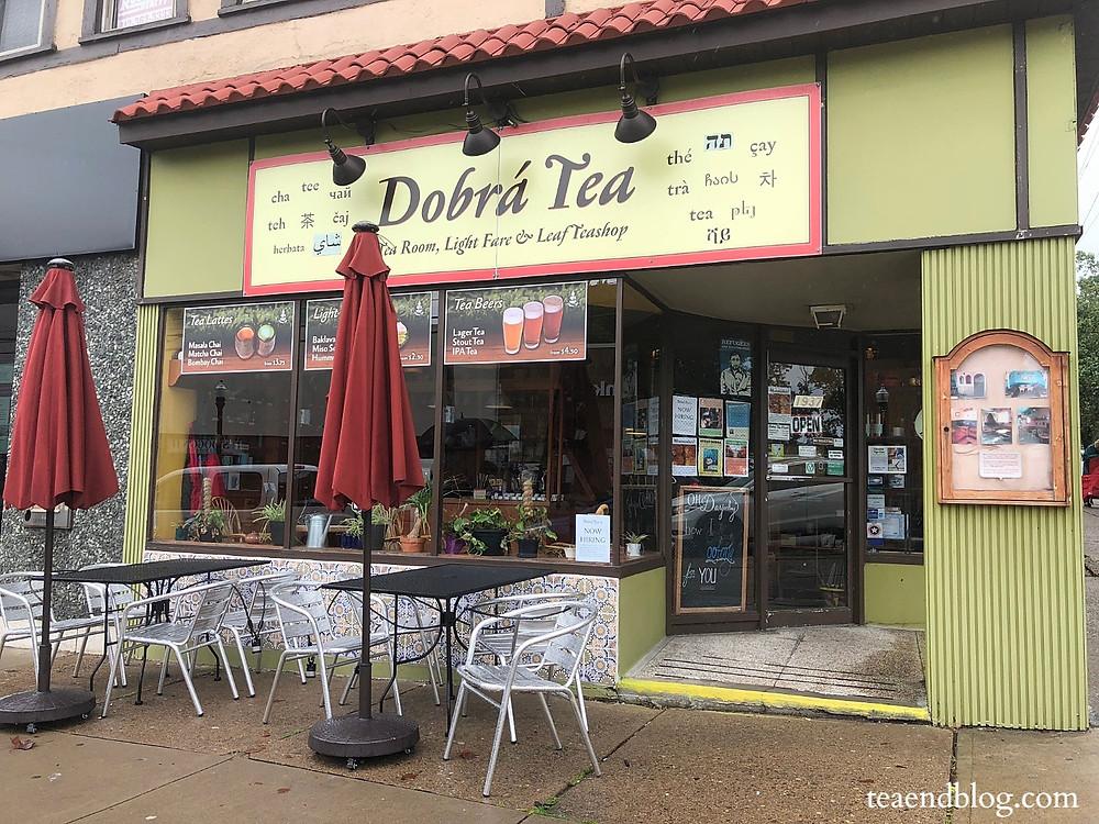 Dobrá Tea | Pittsburgh, PA | Storefront