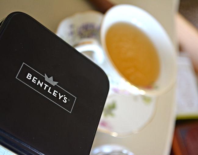 Wild Blueberry Green Tea by BENTLEY'S - Boston Tea Company