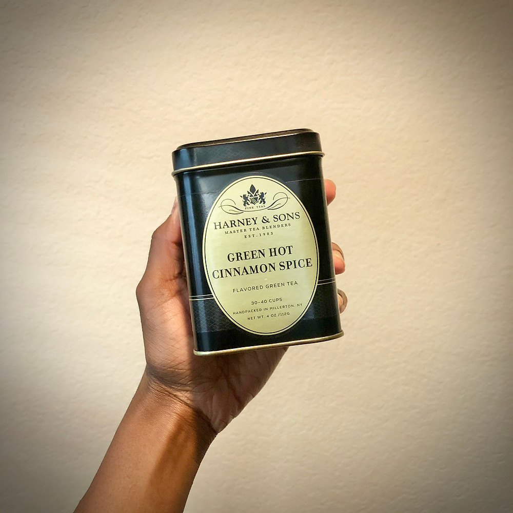 Tea Reviews: Green Hot Cinnamon Spice | Harney & Sons