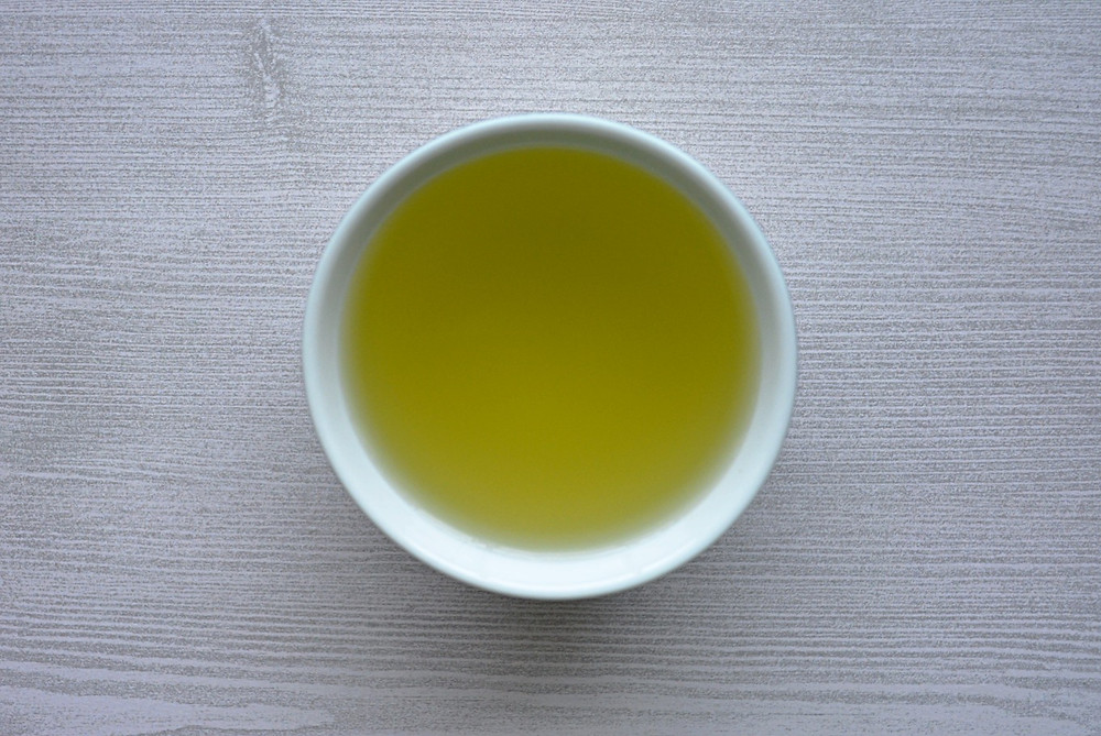 THE HUE: Gokuzyo | Japanese Green Tea In