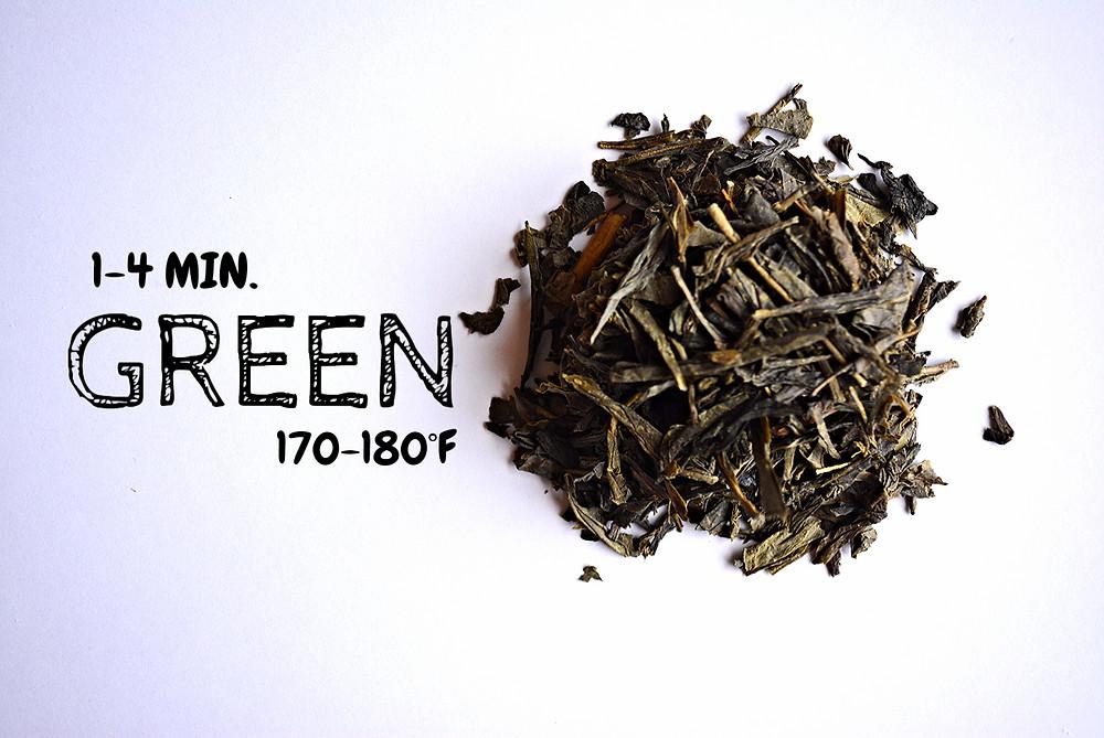 Organic Sencha, Green Tea | My Chai Premium Teas