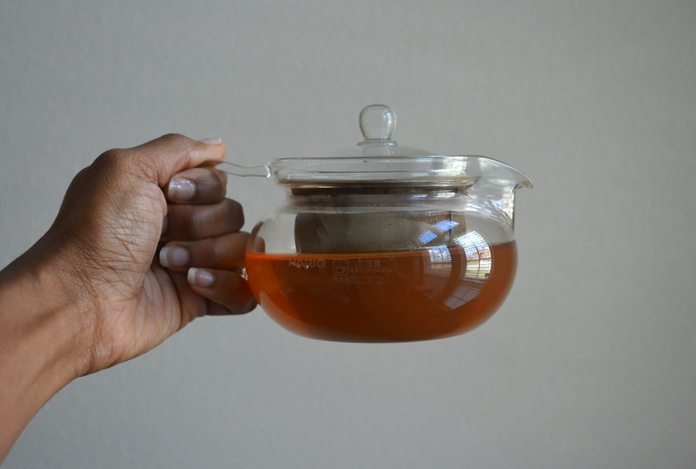 THE SIP: Mint & Citrus Fruit Tea | Buddha's Herbs