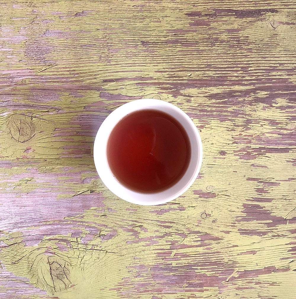 Tea Reviews: Rose Pouchong with Rose Buds  | The Rare Tea Co.
