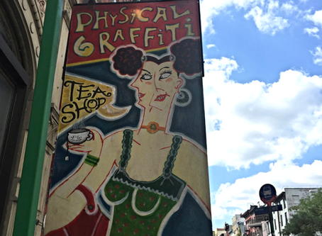 Physical Graffitea | New York, NY