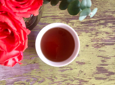 Rose Pouchong with Rose Buds | The Rare Tea Co.