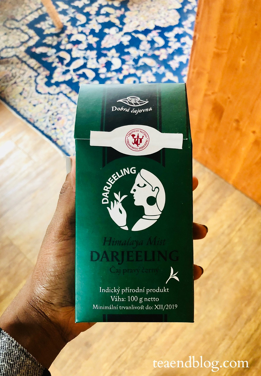Dobrá Tea | Pittsburgh, PA | full bag of darjeeling autumn blend