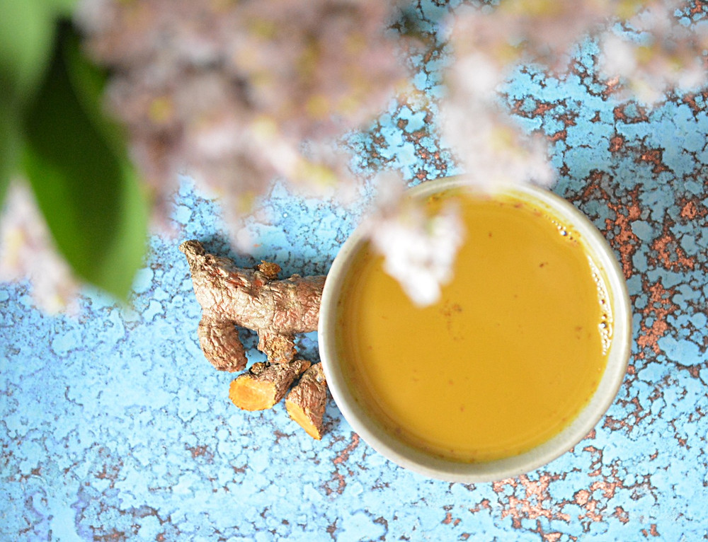 A Deliciously Smooth Turmeric Tea Recipe