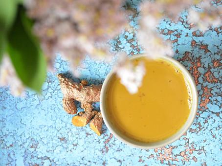 A Deliciously Smooth Turmeric Tea Recipe