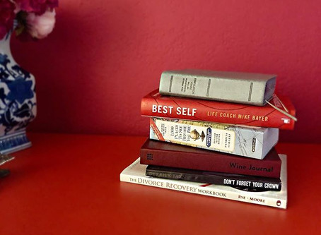 6 Really Good Books That Are Helping Me Get Through My Divorce