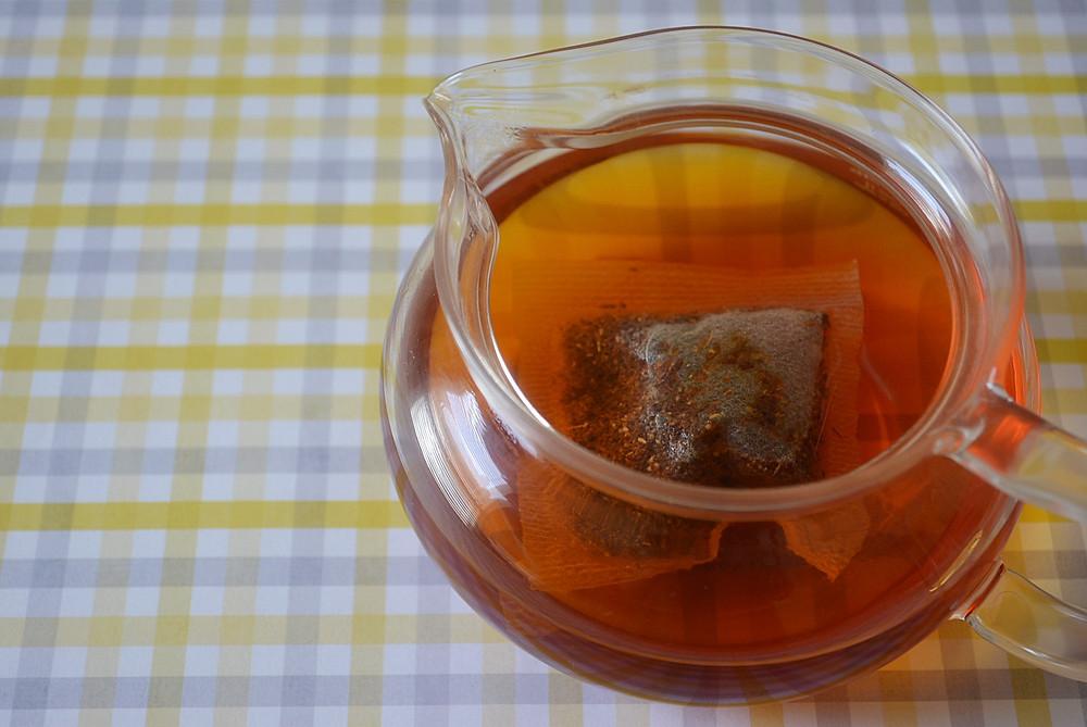 THE SCENT:  Rooibos Chai Spice | TopQualiTea