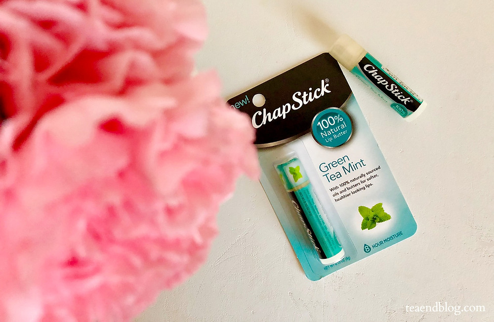Product Review: Green Tea Mint ChapStick