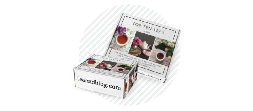 Top Ten Teas Box of 2018