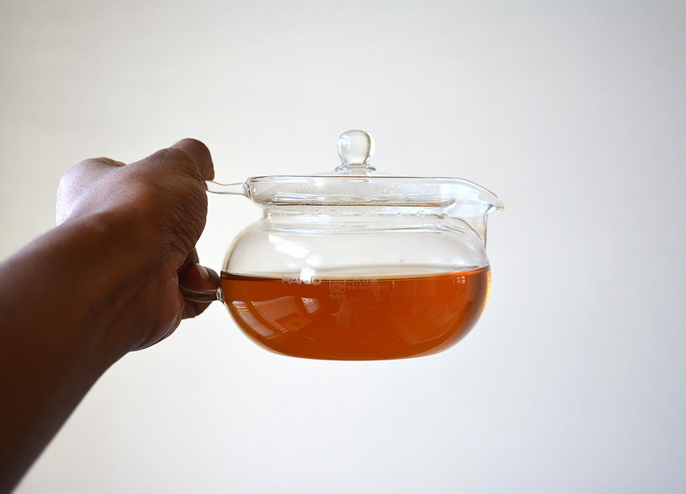 THE SIP: Golden Dragon Yellow Tea | Teavana