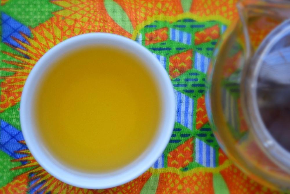 THE SCENT:  Ashwagandha Root & Jasmine Green Tea | Atman Tea Co.