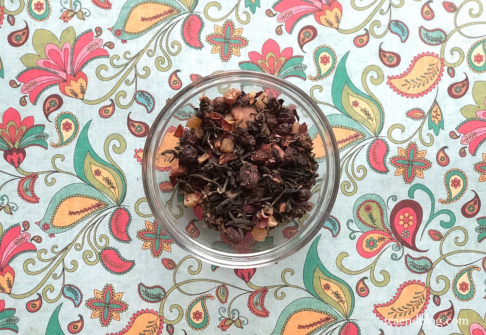 THE SCENT: Youthberry | Teavana