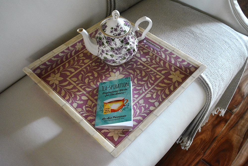 Book Review | Tea-spiration by LuAnn Pannunzio