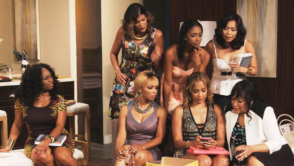 Ladies Book Club movie clip