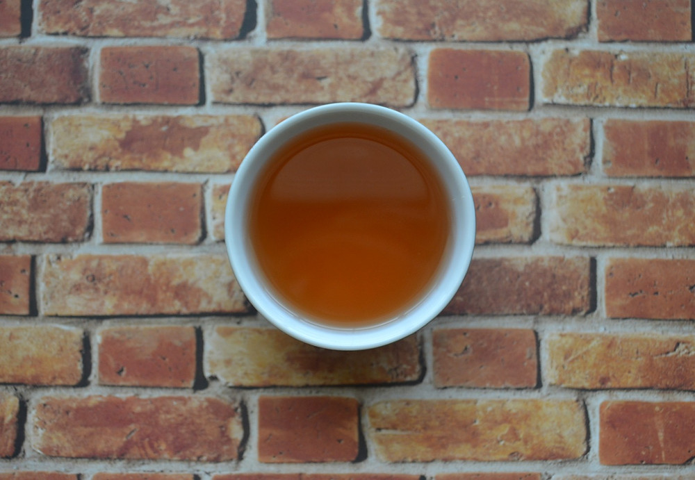 THE HUE: Mint & Citrus Fruit Tea  | Buddha's Herbs