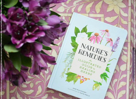 Nature's Remedies by Jean Willoughby