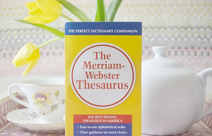 Why Every Blogger Should Have A Thesaurus