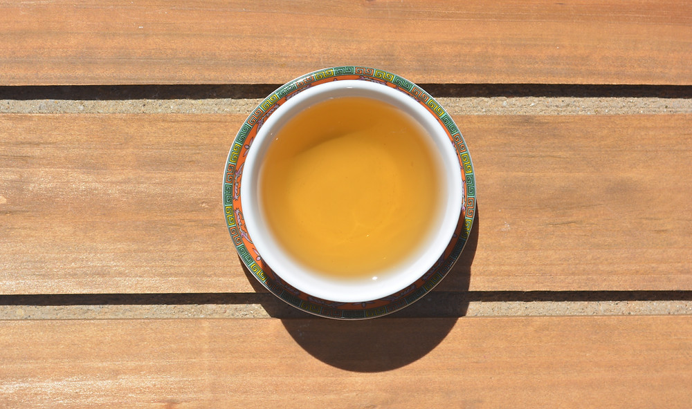 THE HUE: Green Tea with Coconut | Harney & Sons