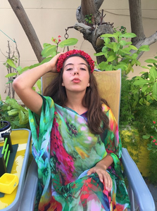 HIGH{tea}FASHION | Anastasia - NIEDSANO