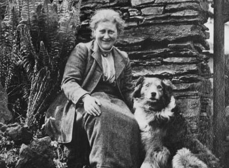 Honoring Beatrix Potter for Children's Authors & Illustrators Week