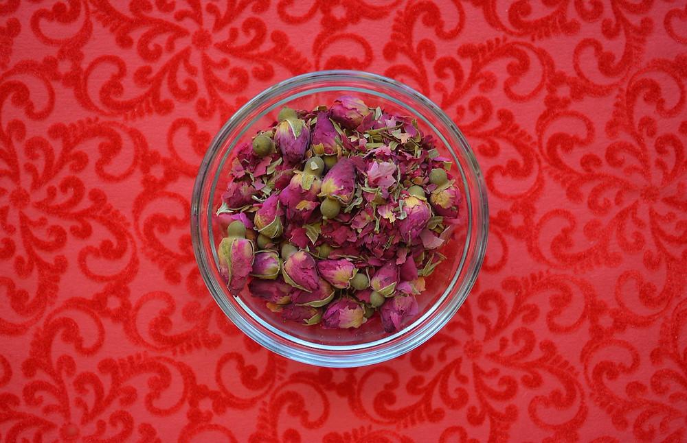 THE EFFECT: Rose Petal Black Tea | The Tao of Tea