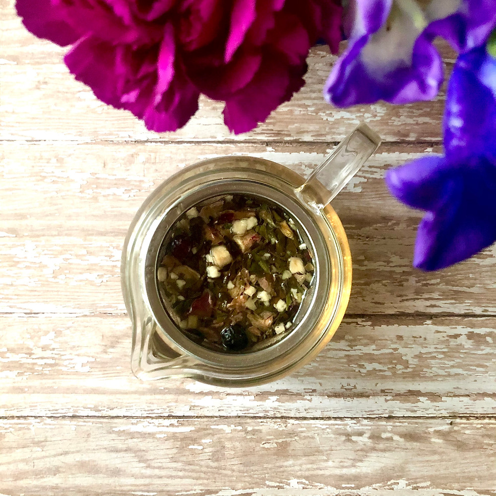 White Eternal Spring | Adagio Teas