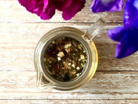 White Eternal Spring   Adagio Teas