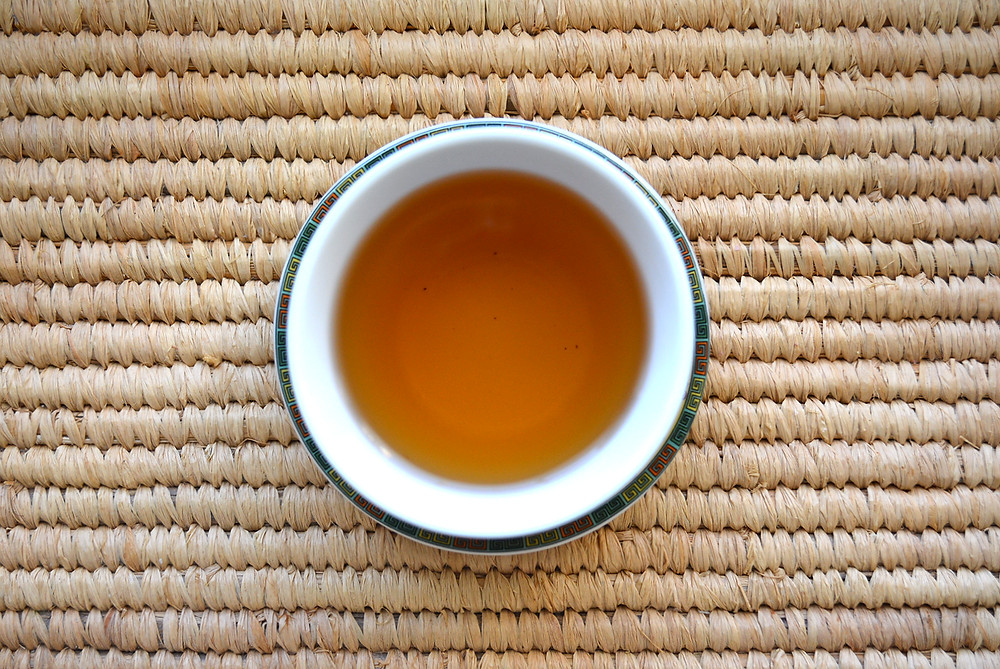 THE HUE: Golden Dragon Yellow Tea | Teavana