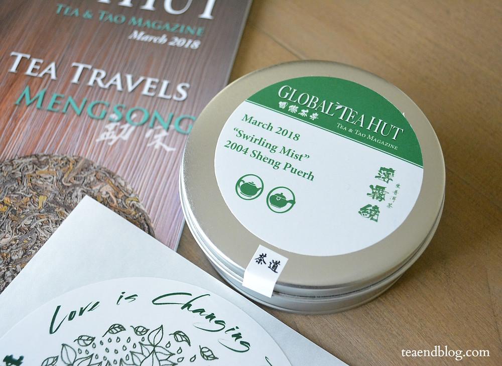 REVIEW: Global Tea Hut Tea & Magazine Subscription