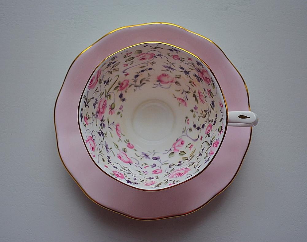 Rose Confetti Tea Cup | Royal Albert