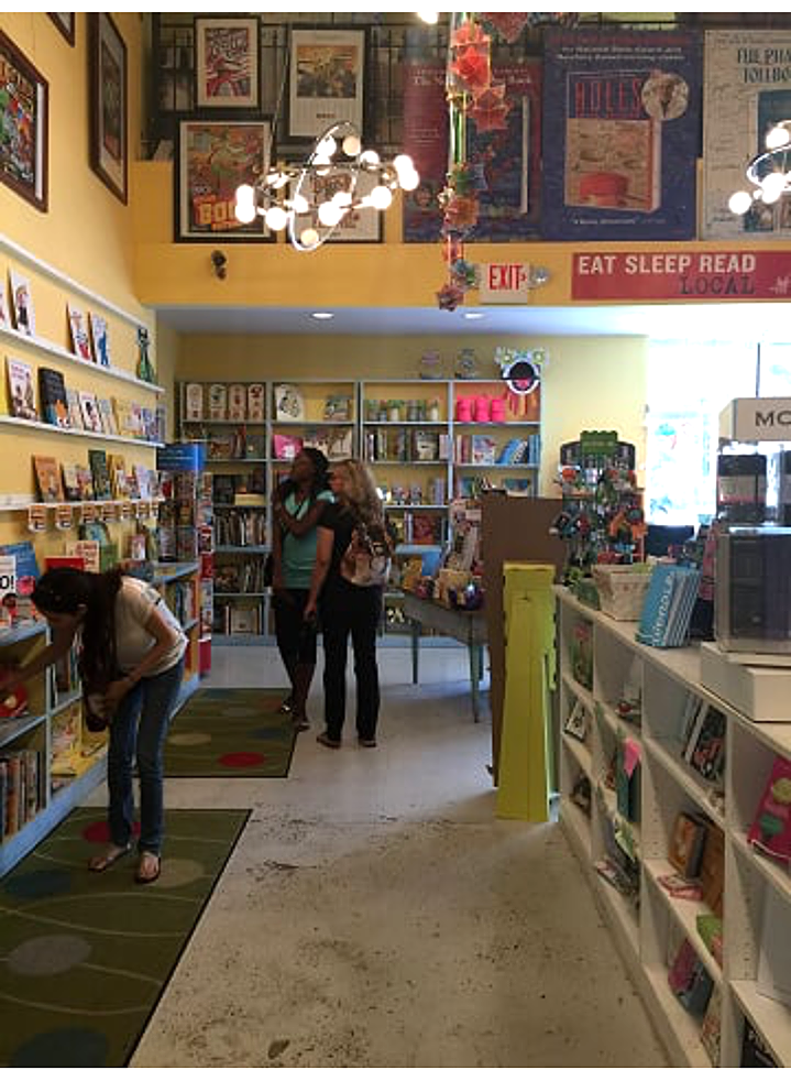 My friend Ruth, Naomi and my sister-in-law Kesiah gazing at imagination on print!