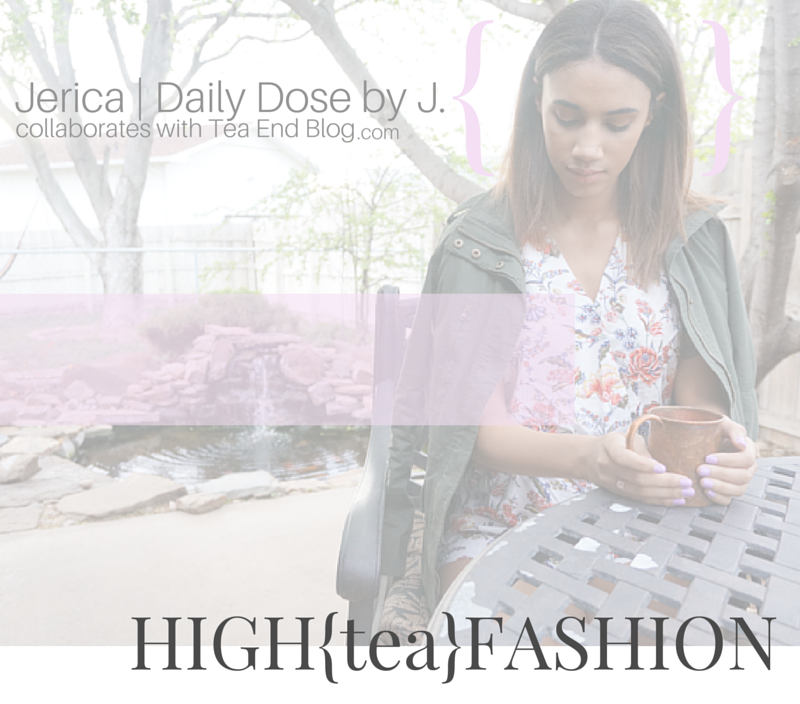 HIGH{tea}FASHION | 15 April 2016 | SUBSCRIBE!
