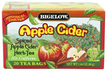 Not My Cup Of Tea! Apple Cider Herbal Tea | Bigelow