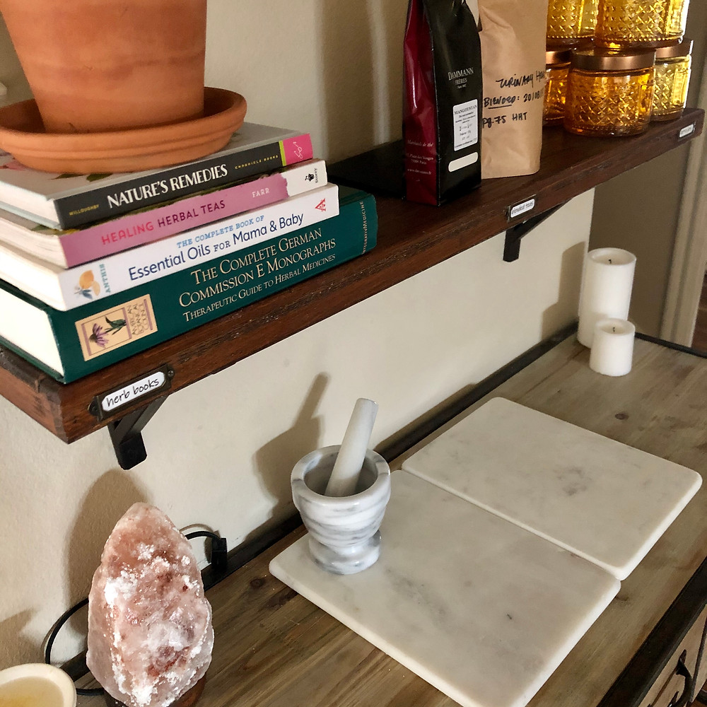 Sharing My Own Apothecary
