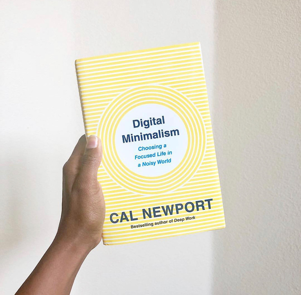 "Book Review: ""Digital Minimalism"" by Cal Newport"