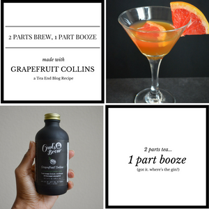 7 Tea Cocktails To Completely Alleviate Tea Sippers Guilt | 2 Parts Brew, 1 Part Booze