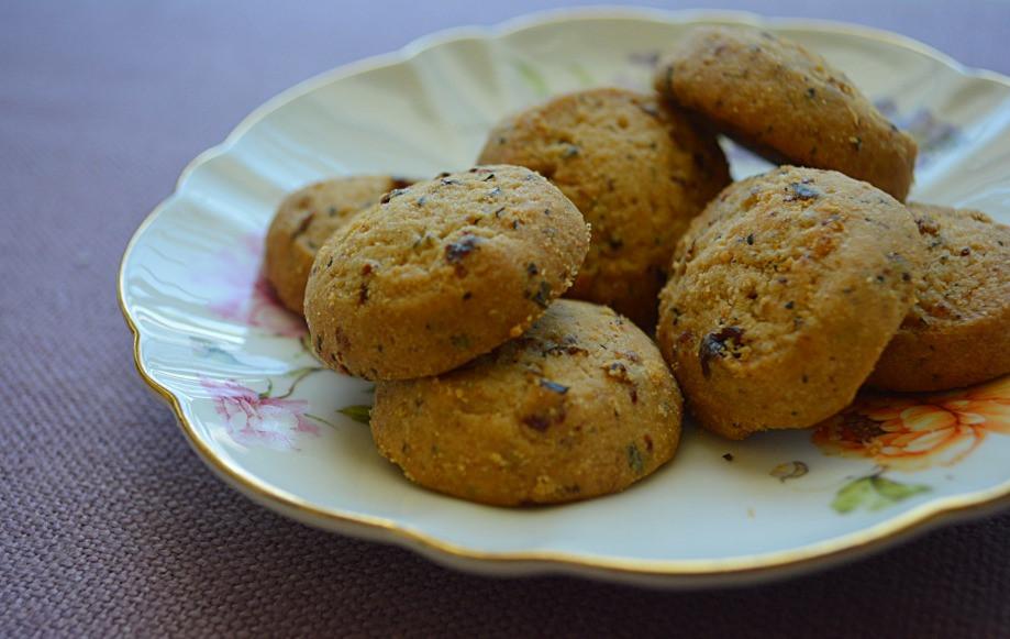 White Berry Tea Cookies | Adagio Teas