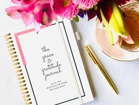 All About The Grace & Gratitude Journal!