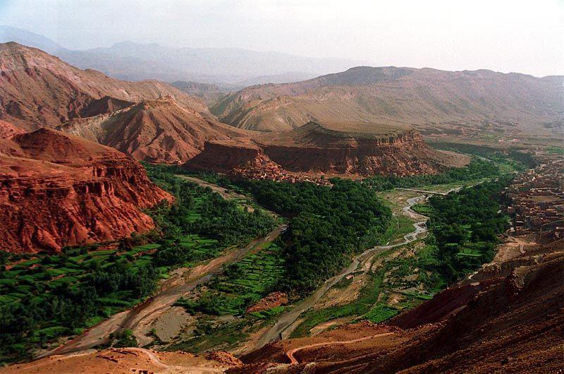 Kalaat M'gouna Morocco
