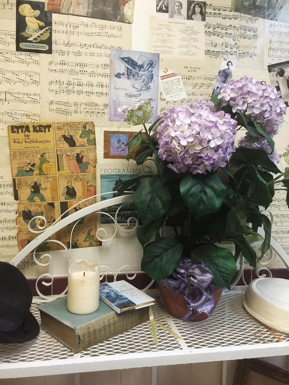 The Chocolate Angel Tearoom | Richardson, TX