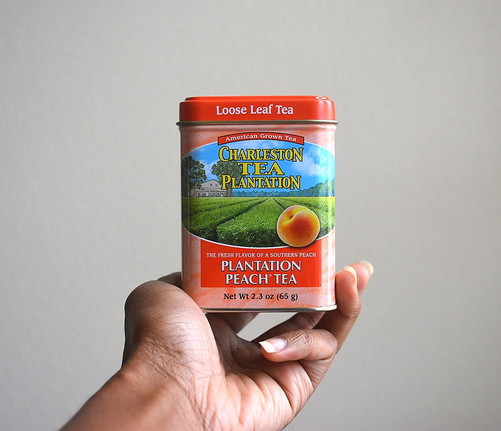 THE SCENT: Plantation Peach | Charleston Tea Plantation