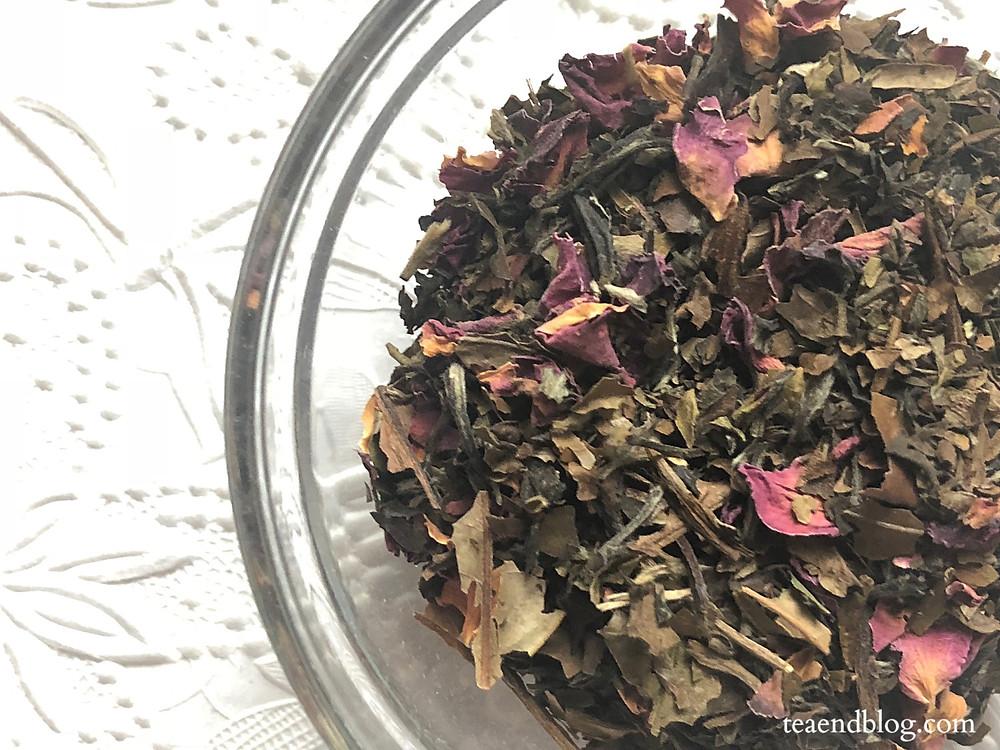 THE SIP: White Rose Tea | K&G Blended